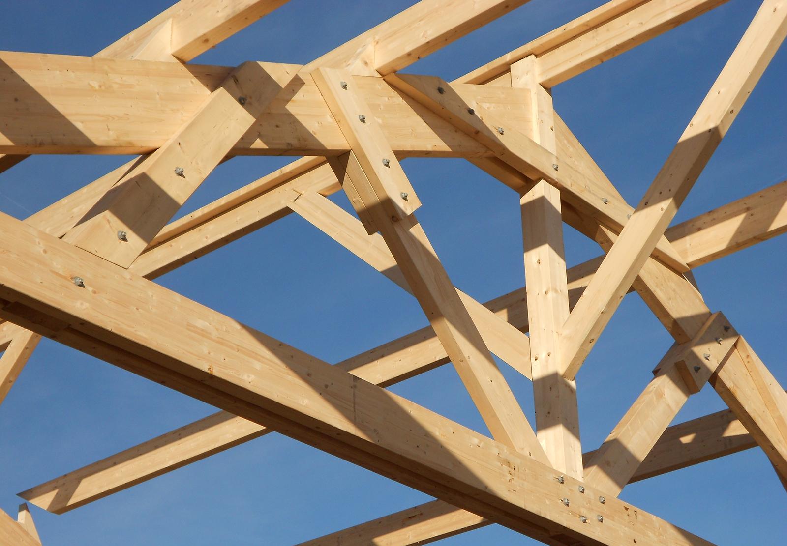 Tradi Charpente intérieur produits   vsb - vosges structures bois